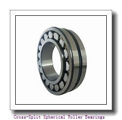 850 mm x 1280 mm x 430 mm  ZKL PLC 512-61 Cross-Split Spherical Roller Bearings