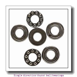 ZKL 51232 Single direction thurst ball bearings