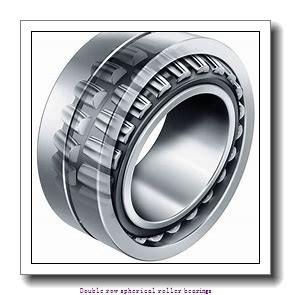 260 mm x 400 mm x 140 mm  ZKL 24052EW33MH Double row spherical roller bearings