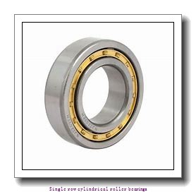 ZKL NU210E Single row cylindrical roller bearings