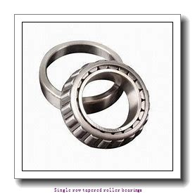 ZKL 32218A Single row tapered roller bearings