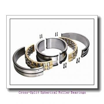 710 mm x 950 mm x 375 mm  ZKL PLC 512-53 Cross-Split Spherical Roller Bearings