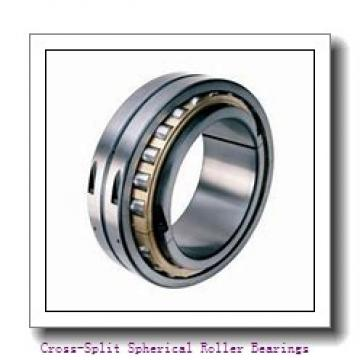 1060.355 mm x 1400 mm x 490 mm  ZKL PLC 512-69 Cross-Split Spherical Roller Bearings