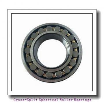 670 mm x 1150 mm x 500 mm  ZKL PLC 512-39 Cross-Split Spherical Roller Bearings