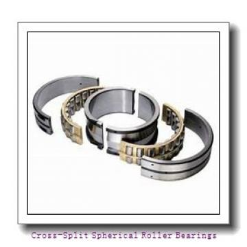 560 mm x 800 mm x 230 mm  ZKL PLC 512-47 Cross-Split Spherical Roller Bearings
