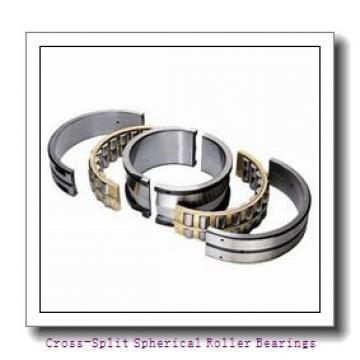 850 mm x 1180 mm x 331 mm  ZKL PLC 512-60 Cross-Split Spherical Roller Bearings