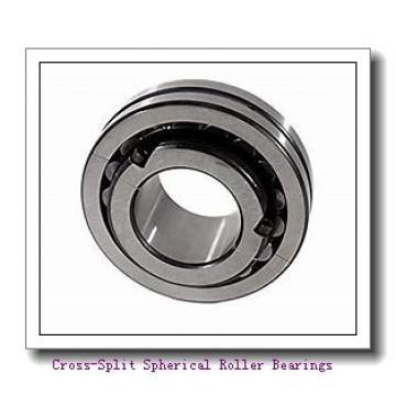 670 mm x 980 mm x 350 mm  ZKL PLC 512-52 Cross-Split Spherical Roller Bearings