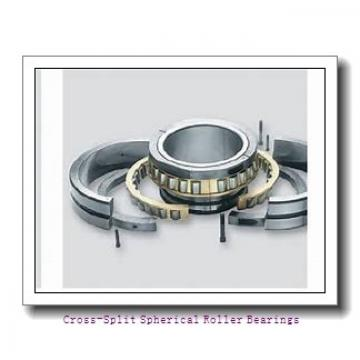 850 mm x 1120 mm x 390 mm  ZKL PLC 512-59 Cross-Split Spherical Roller Bearings