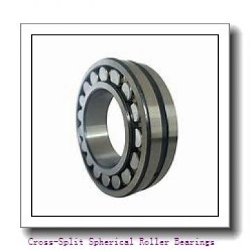 850 mm x 1280 mm x 430 mm  ZKL PLC 512-61 Cross-Split Spherical Roller Bearings