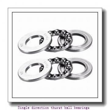 ZKL 51416 Single direction thurst ball bearings