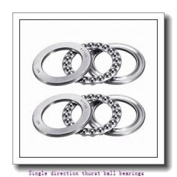 ZKL 51132 Single direction thurst ball bearings
