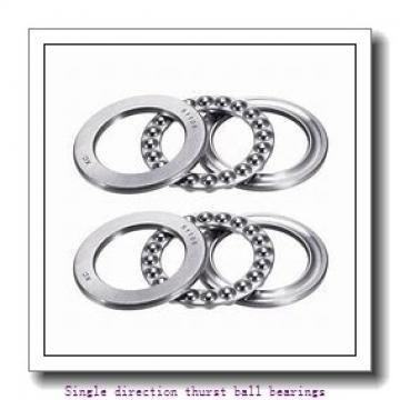 ZKL 51307 Single direction thurst ball bearings