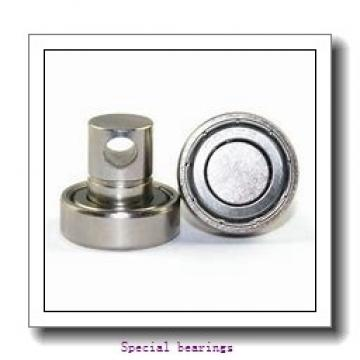 55.2 mm x 78 mm x 11.6 mm  ZKL PLC 25-6 Special bearings