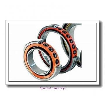 30 mm x 49.2 mm x 12 mm  ZKL 511Z30 Special bearings