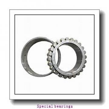 45.2 mm x 65 mm x 10.8 mm  ZKL PLC 24-4 Special bearings
