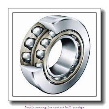 17   x 40 mm x 17.5 mm  ZKL 3203 Double row angular contact ball bearing