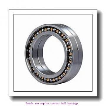 25  x 52 mm x 20.6 mm  ZKL 3205 Double row angular contact ball bearing