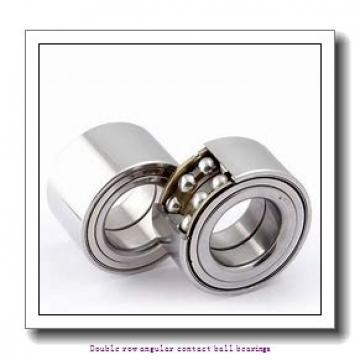 15  x 42 mm x 19 mm  ZKL 3302 Double row angular contact ball bearing