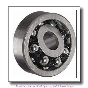 65 mm x 140 mm x 48 mm  ZKL 2313 Double row self-aligning ball bearings