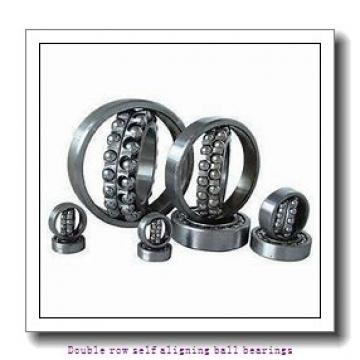 95 mm x 200 mm x 45 mm  ZKL 1319 Double row self-aligning ball bearings