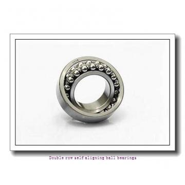 12 mm x 32 mm x 10 mm  ZKL 1201 Double row self-aligning ball bearings