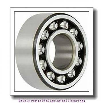 45 mm x 85 mm x 19 mm  ZKL 1209 Double row self-aligning ball bearings