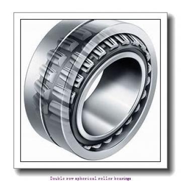110 mm x 200 mm x 69.8 mm  ZKL 23222W33M Double row spherical roller bearings