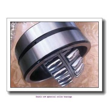 120 mm x 200 mm x 62 mm  ZKL 23124CW33J Double row spherical roller bearings