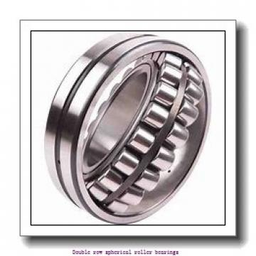 360 mm x 600 mm x 192 mm  ZKL 23172EW33MH Double row spherical roller bearings