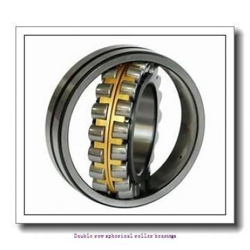 55 mm x 120 mm x 43 mm  ZKL 22311EW33MH Double row spherical roller bearings