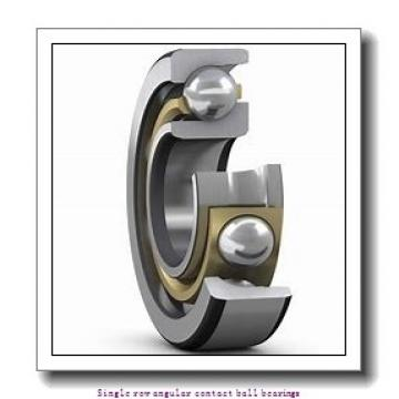 10 mm x 30 mm x 9 mm  10 mm x 30 mm x 9 mm  ZKL 7200BETNG Single row angular contact ball bearings