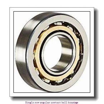 12 mm x 32 mm x 10 mm  12 mm x 32 mm x 10 mm  ZKL 7201BETNG Single row angular contact ball bearings