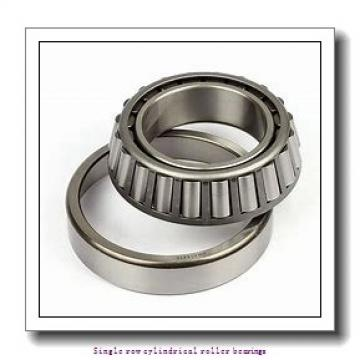 ZKL NU205E Single row cylindrical roller bearings