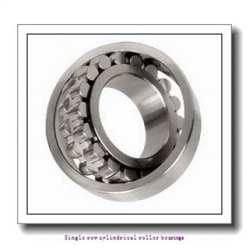 ZKL NU2217E Single row cylindrical roller bearings