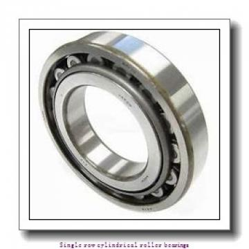 ZKL NU208E Single row cylindrical roller bearings