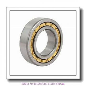 ZKL NU220 Single row cylindrical roller bearings