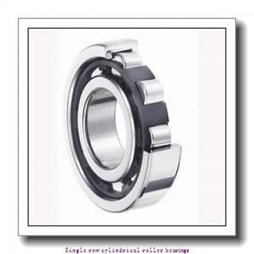 ZKL NU418MAS Single row cylindrical roller bearings