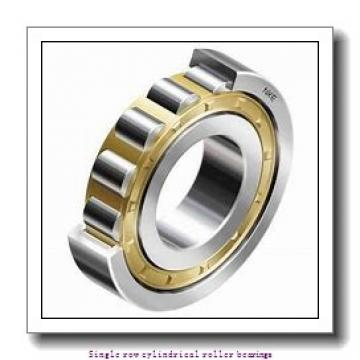 ZKL NU406 Single row cylindrical roller bearings