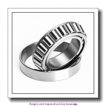 ZKL 32314A Single row tapered roller bearings