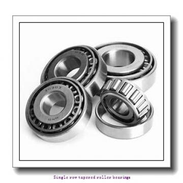 ZKL 33018A Single row tapered roller bearings
