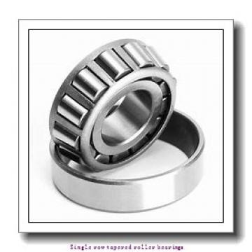 ZKL 30219A Single row tapered roller bearings