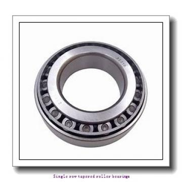 ZKL 30218A Single row tapered roller bearings