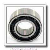 65  x 120 mm x 38.1 mm  ZKL 3213 Double row angular contact ball bearing