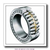 400 mm x 600 mm x 200 mm  ZKL 24080EW33MH Double row spherical roller bearings