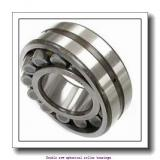 380 mm x 560 mm x 135 mm  ZKL 23076W33M Double row spherical roller bearings