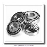 ZKL 33022A Single row tapered roller bearings